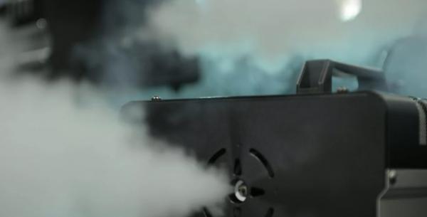 Profinebelmaschine mit DMX Steuerung mieten